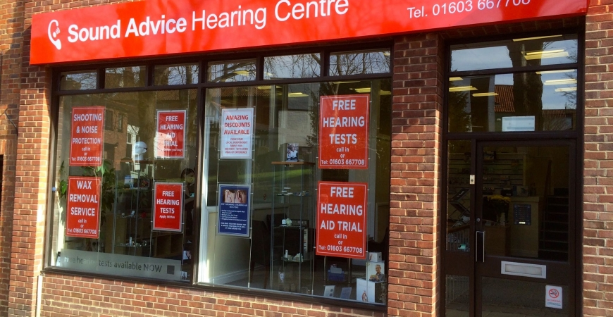 Ear Wax Removal Norwich image