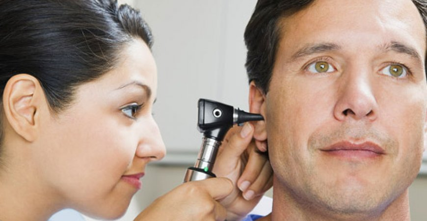 Ear Wax Removal London image
